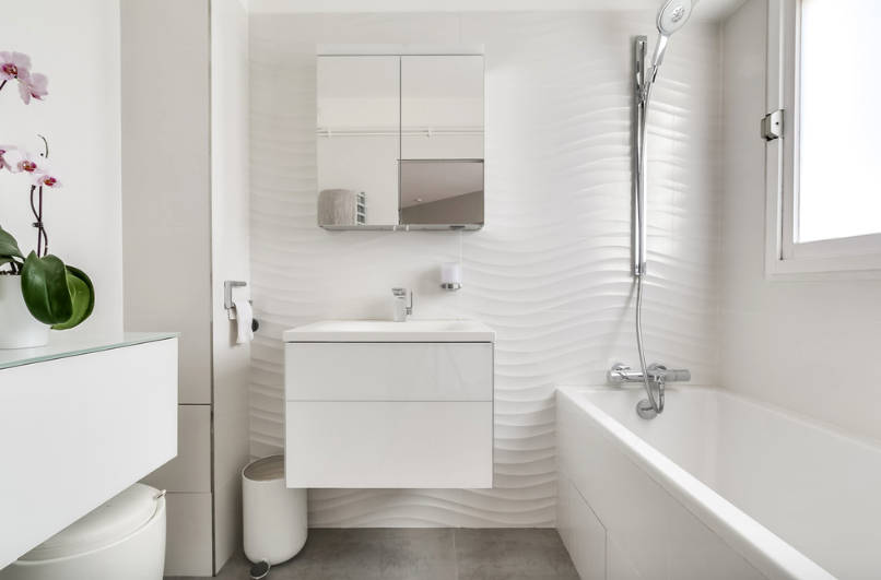 Little Bathroom – Decorating Tips