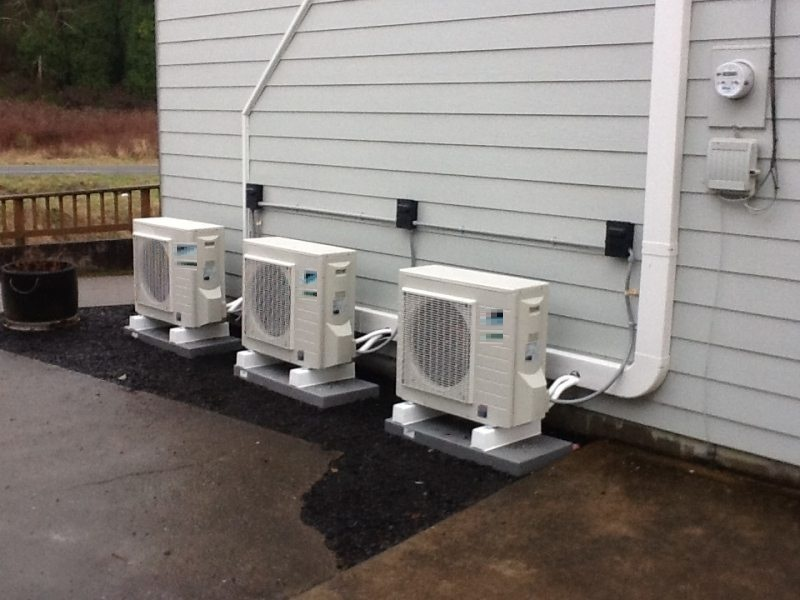 What Is Ductless Heat Pump?
