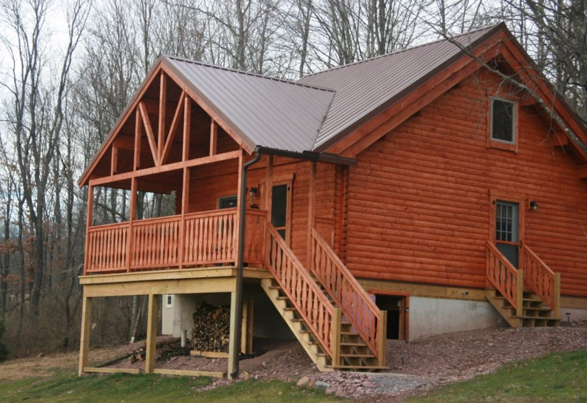 Choosing a Log Cabin Kit for Your Needs
