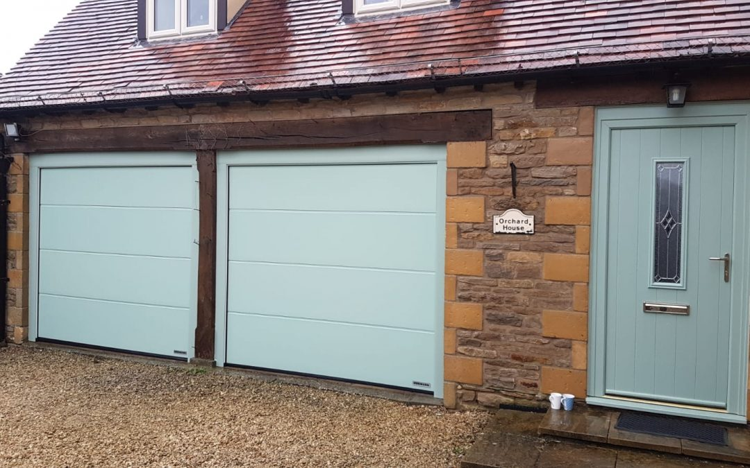 The Various Styles of Electric Garage Doors