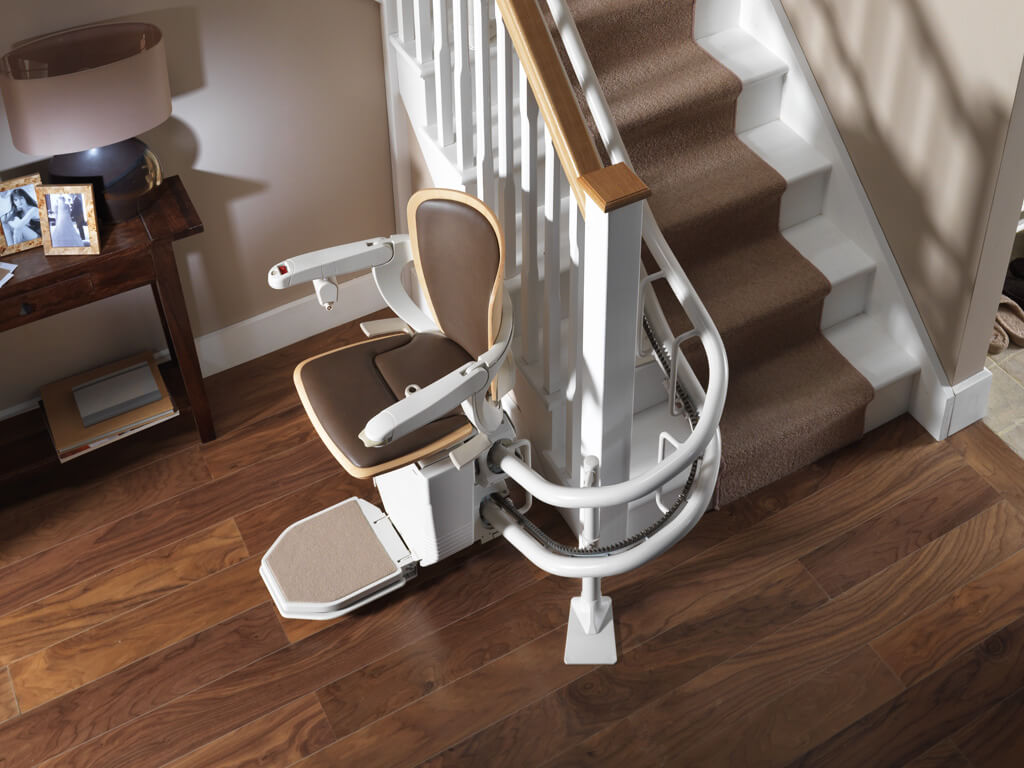 There Are Many Types of Stairlifts to Make Your Life Easier