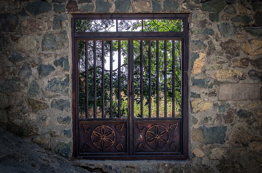 Get Added Security With An Iron Door And Always Be Safe